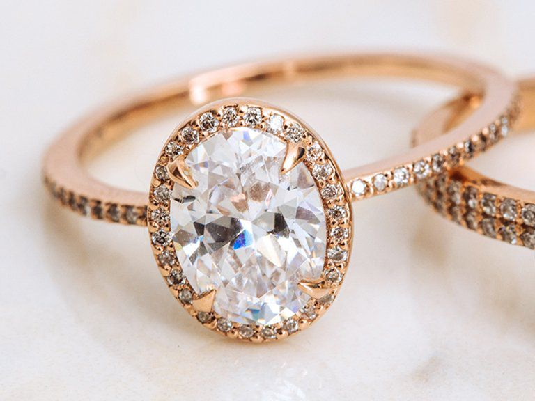 Oval Engagement Rings 32 Stunning Picks For Every Bride