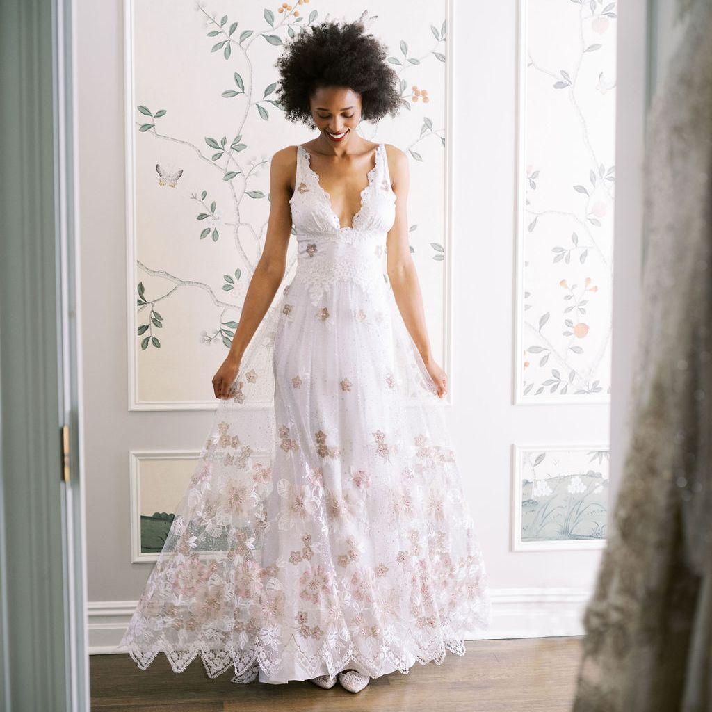 Claire Pettibone Wedding Dresses By Season