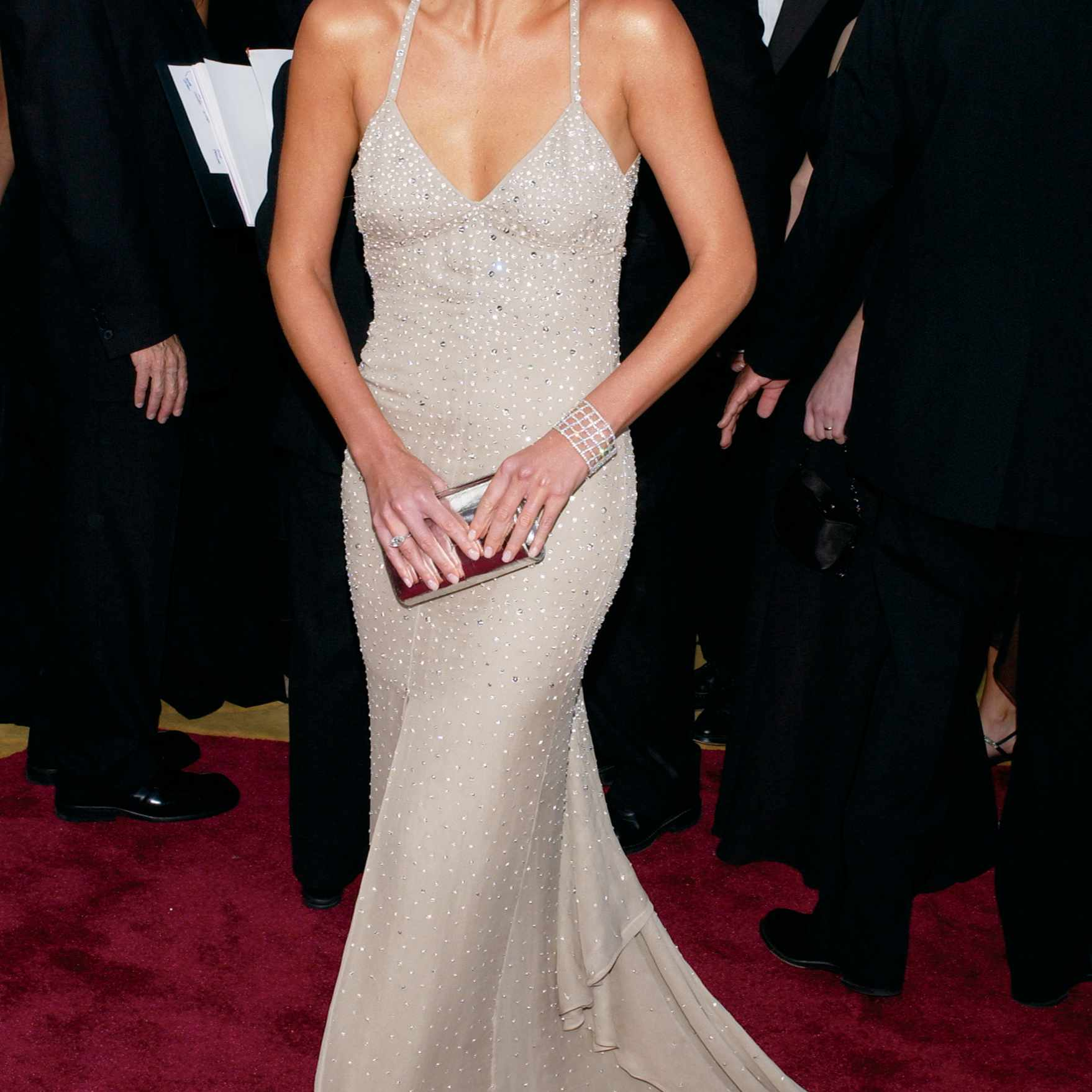 The Most Bridal Oscar Red Carpet Dresses of All Time