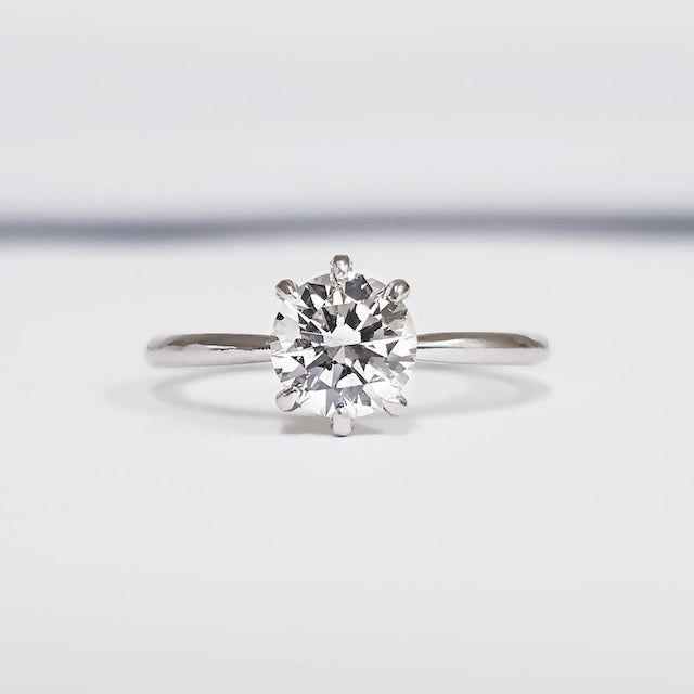 Aardvark Jewellery Lab Grown Diamond Engagement Ring