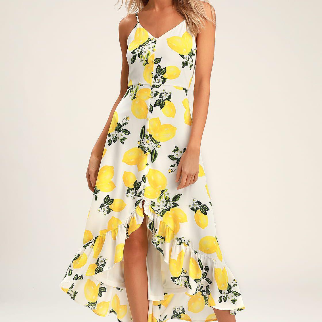 high low dress