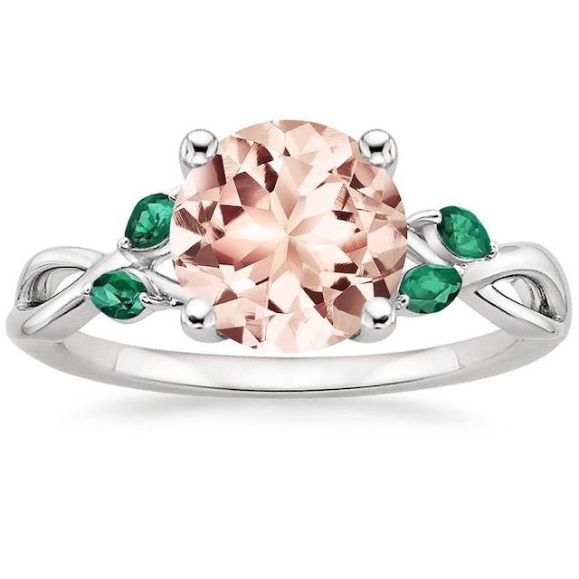 Brilliant Earth Morganite Ring