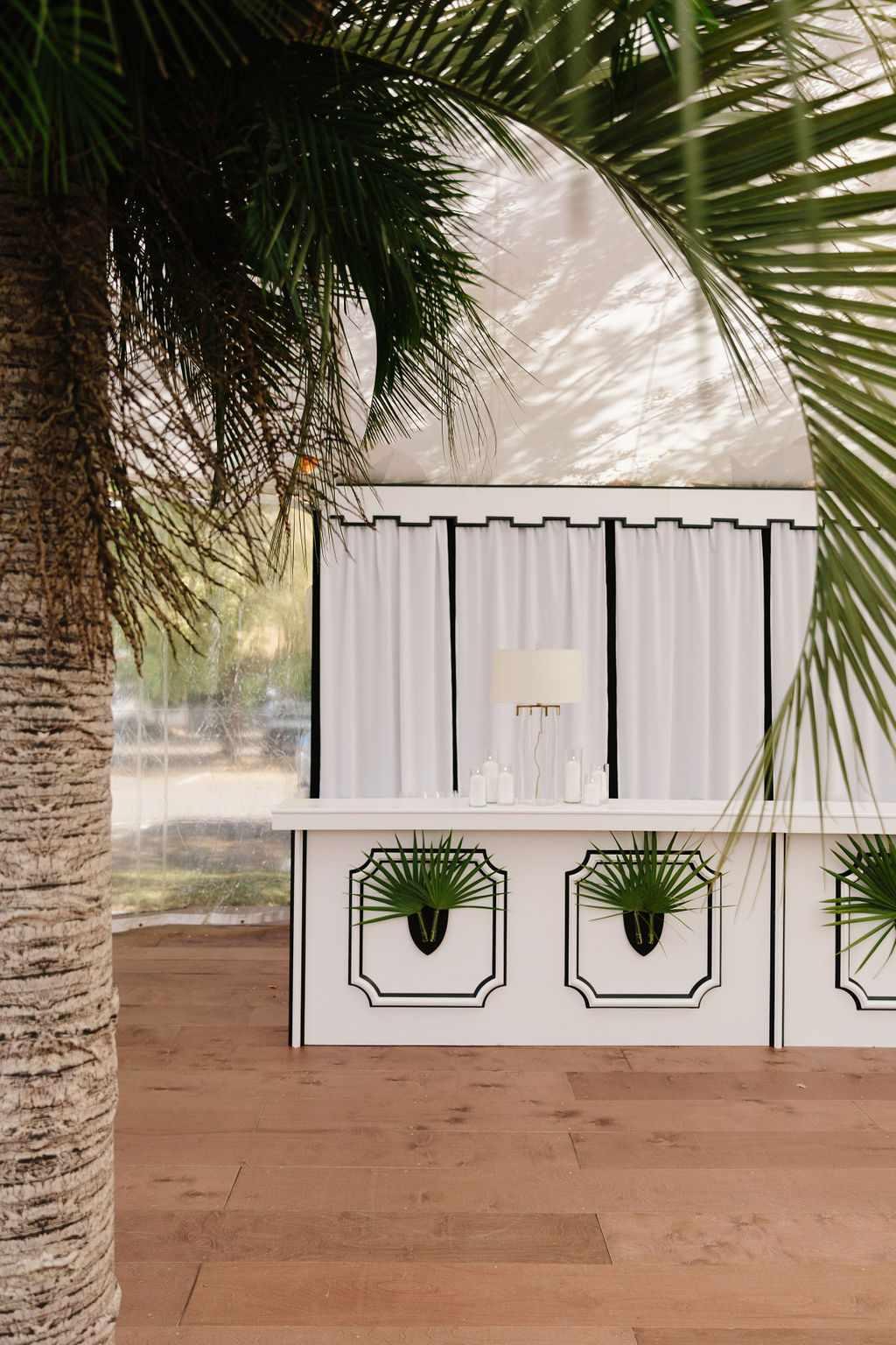 augusta wedding, reception tent