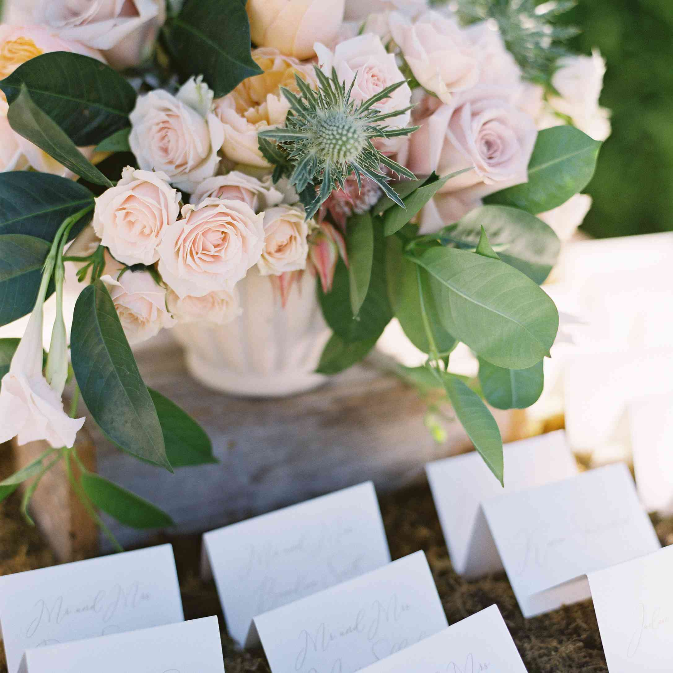 place card display