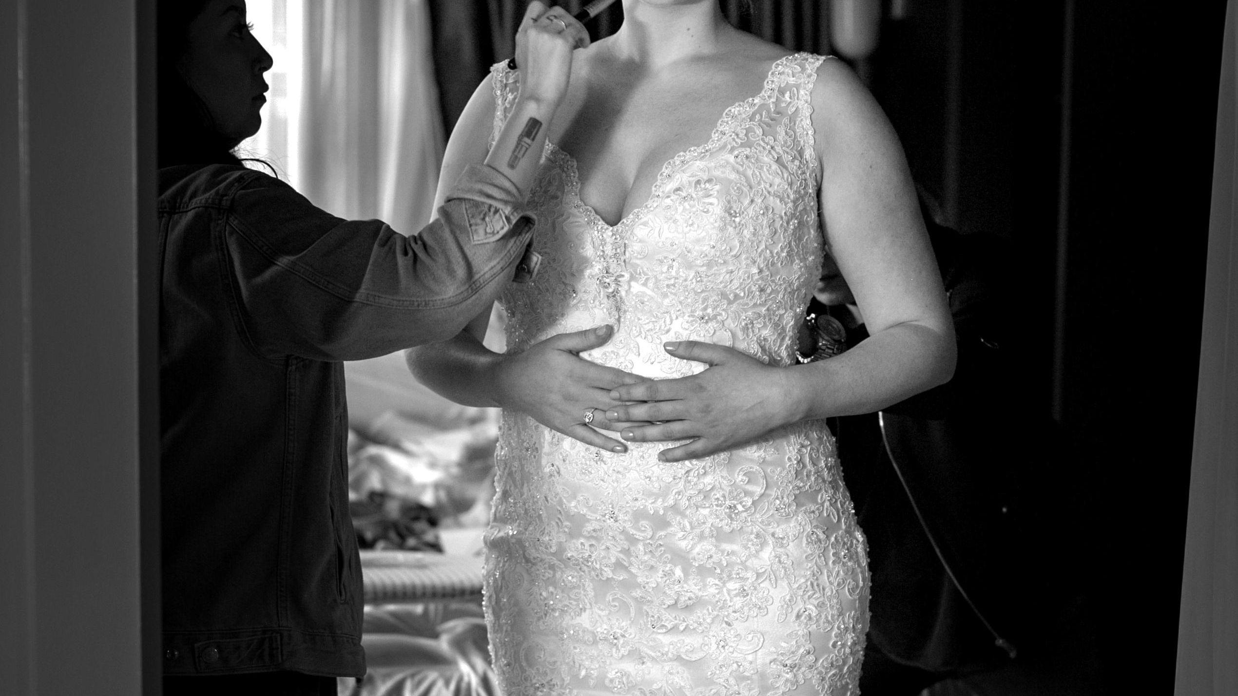 1 Pcs Fashion Widding Vest Dresses for  Princess Dolls 14cm Length  Jl RG