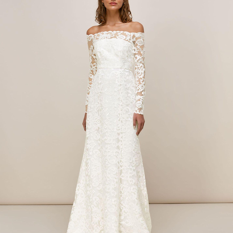 24 Lace Wedding Dresses We Love