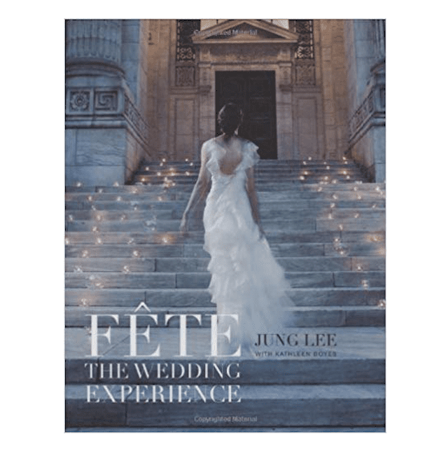 Fête: The Wedding Experience by Jung Lee