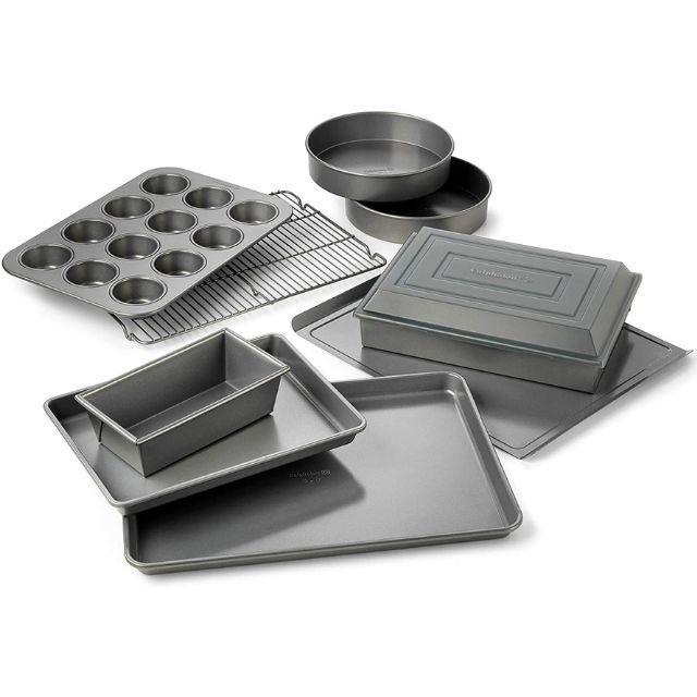 Calphalon 10-Piece Nonstick Bakeware Set