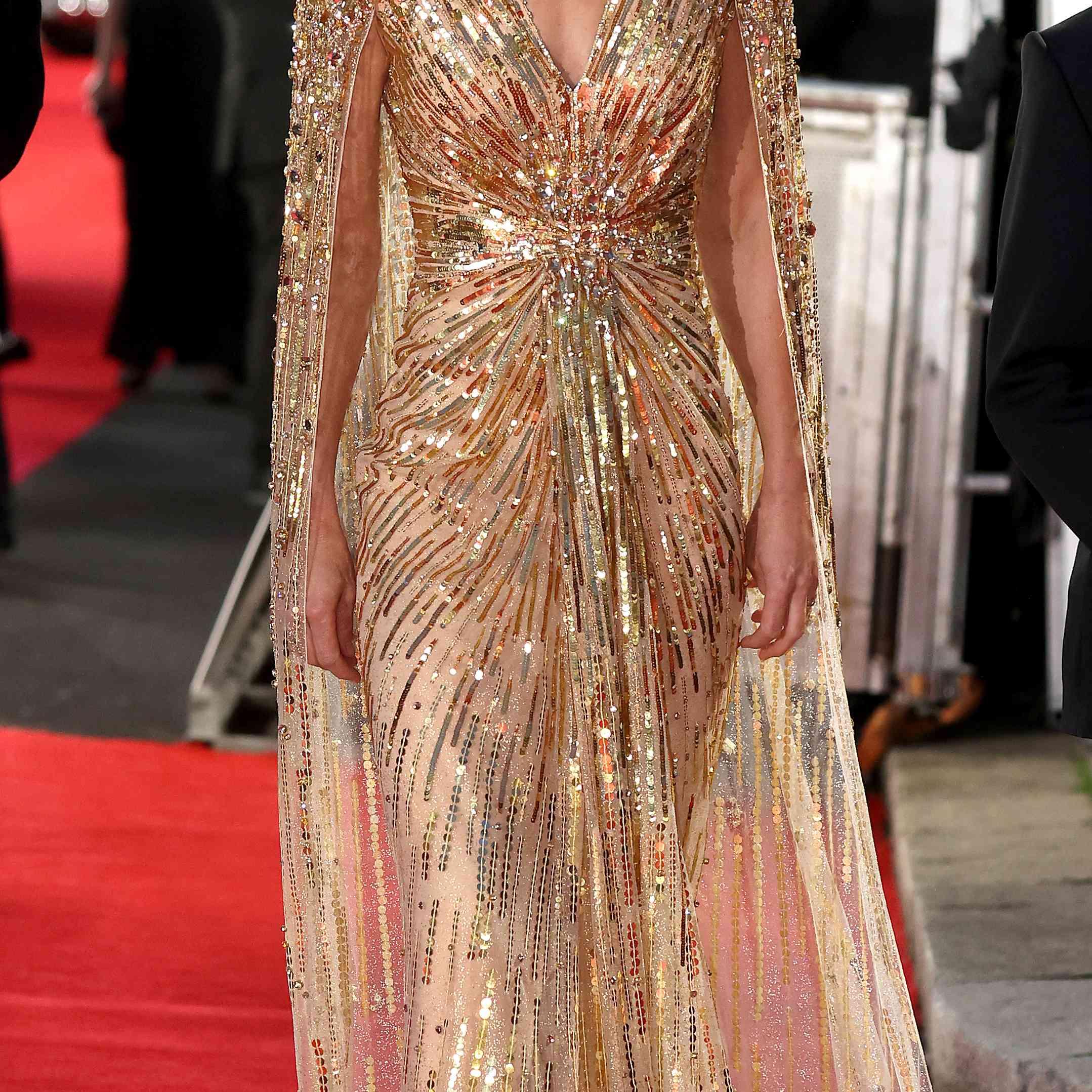 Kate Middleton James Bond Premiere