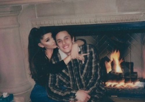 Ariana Grande and Dalton Gomez Honeymoon