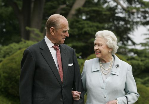 The Queen and Duke