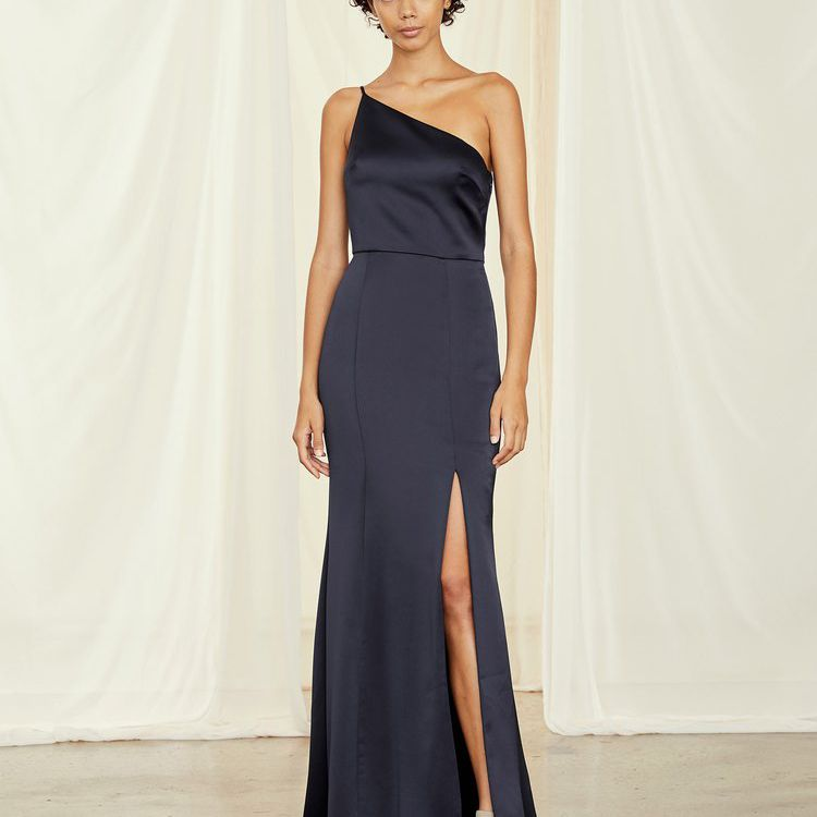 Amsale Kaia Bridesmaid Dress, $280
