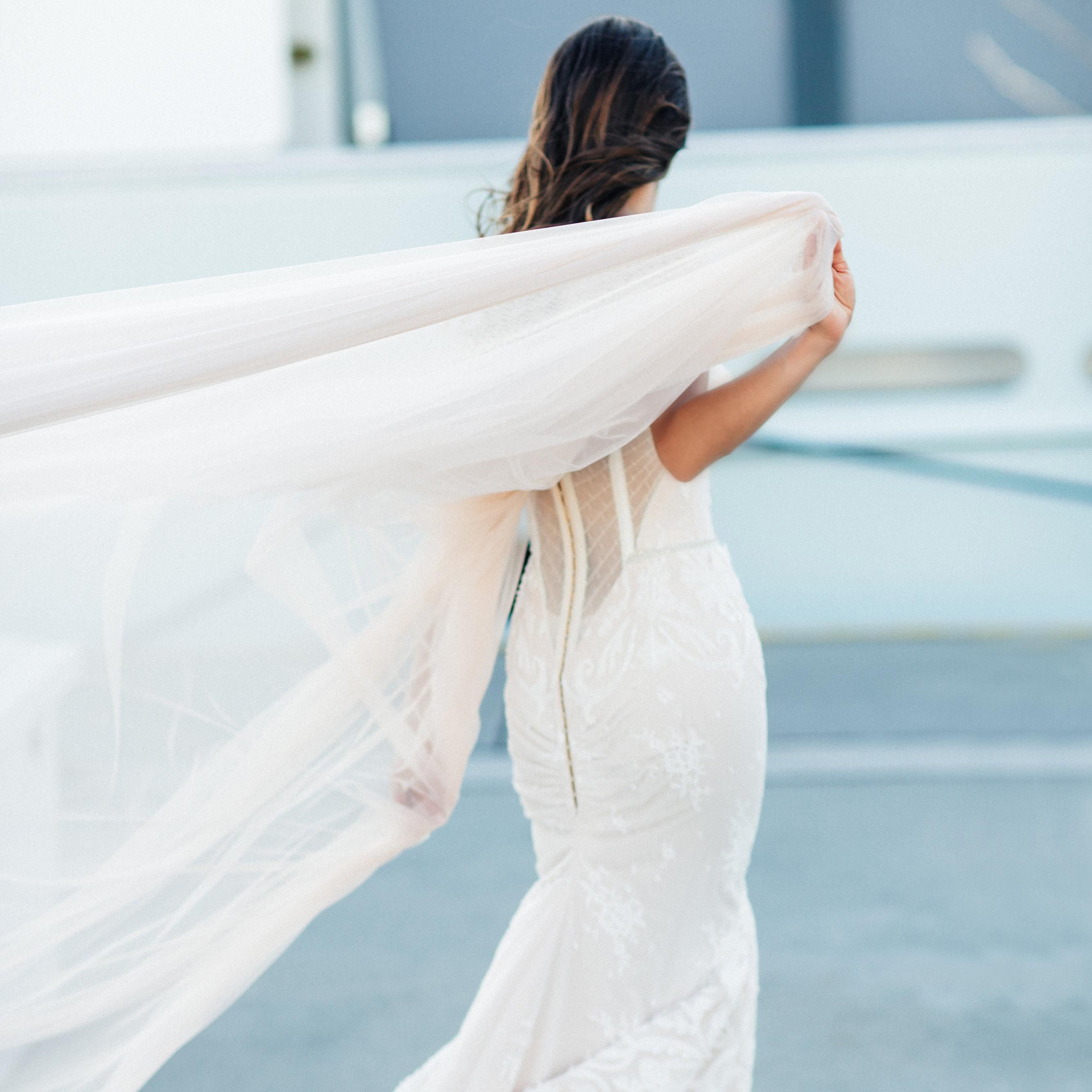 Real Brides Reveal How I Would Do Over My Wedding Dress
