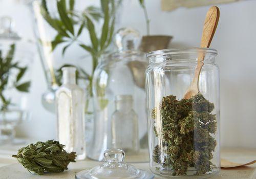Marijuana Bars at Weddings