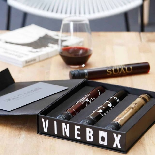 Vinebox 1 Year Subscription for two