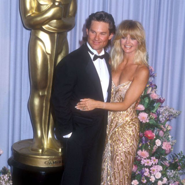 kurt russell and goldie hawn in 1989