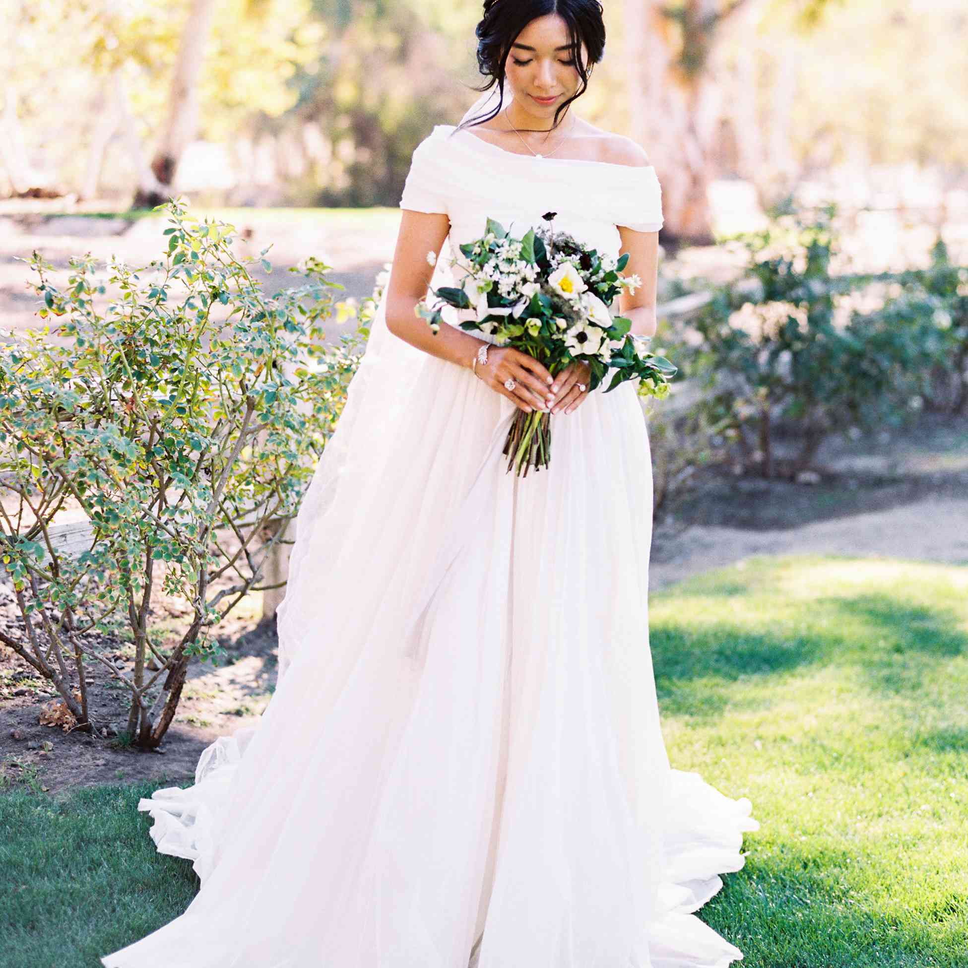 Southern California Bridal Portrait