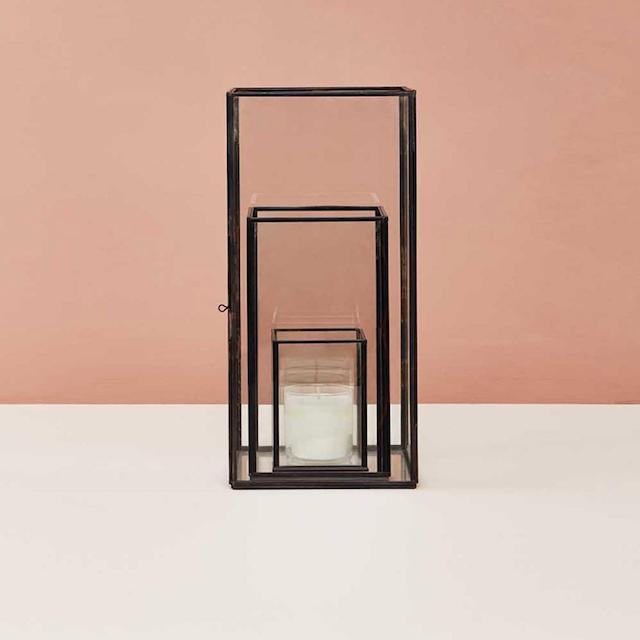 Simple Mirrored Lantern