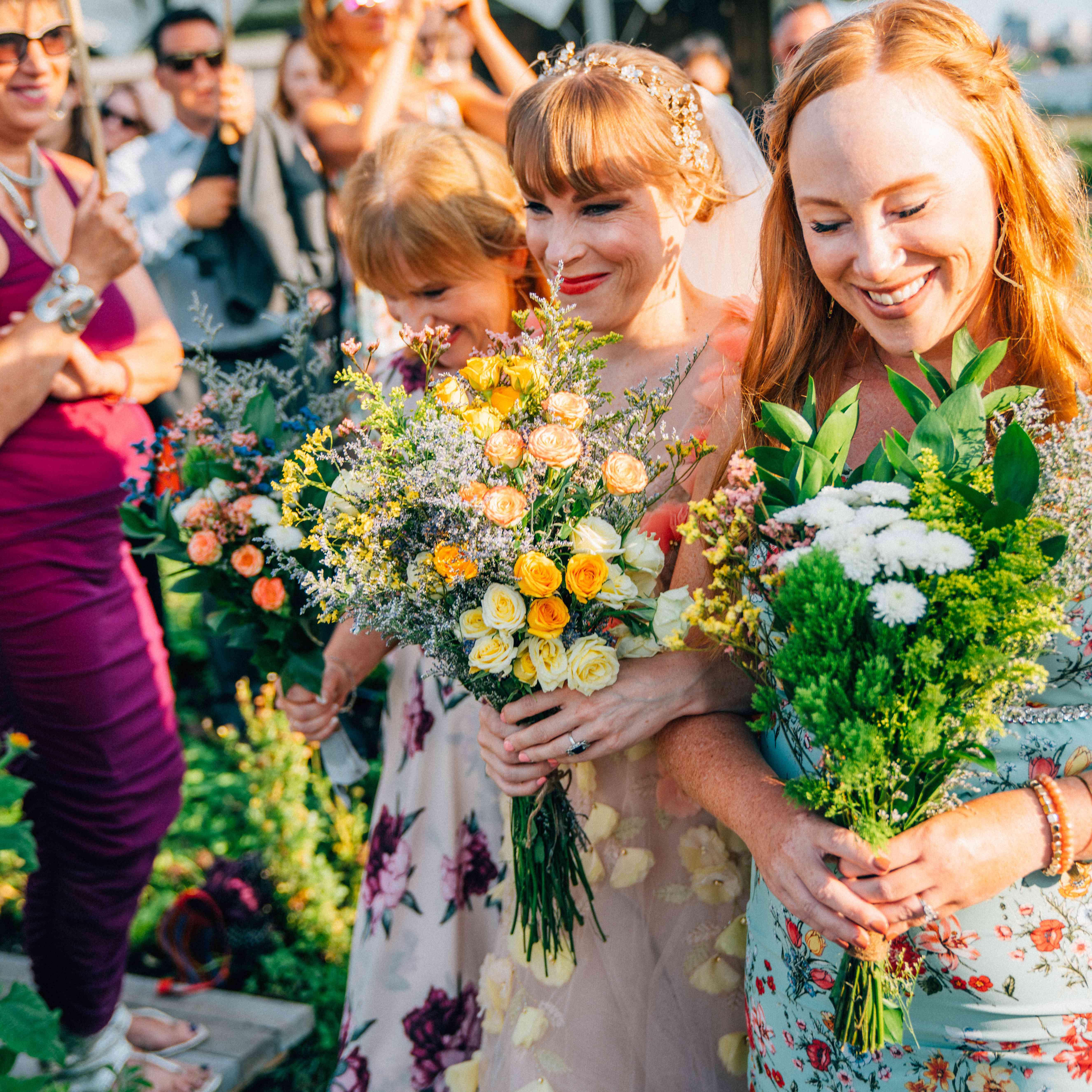 emma myles wedding ceremony